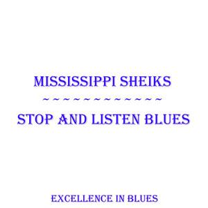 Stop And Listen Blues album