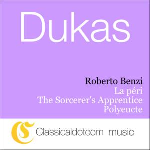Paul Dukas, La Péri Albümü
