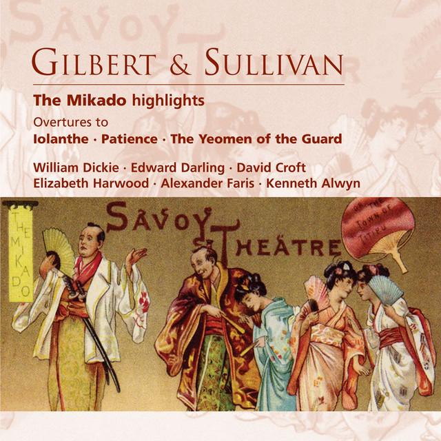 gilbert sullivan the mikado