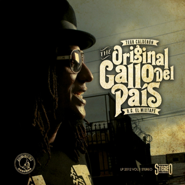Tego Calderón Original Gallo Del Pais album cover