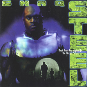 Shaquille O'Neal Men Of Steel cover