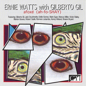 Ernie Watts, Gilberto Gil You're My Thrill cover