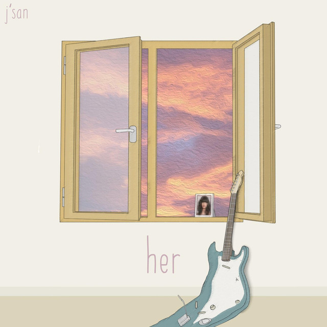 Album cover for Her by j'san