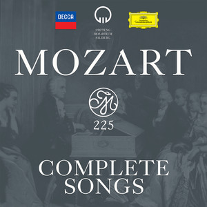 Mozart: Complete Songs Albümü