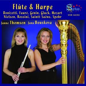 Jana Boušková - Flûte & Harpe