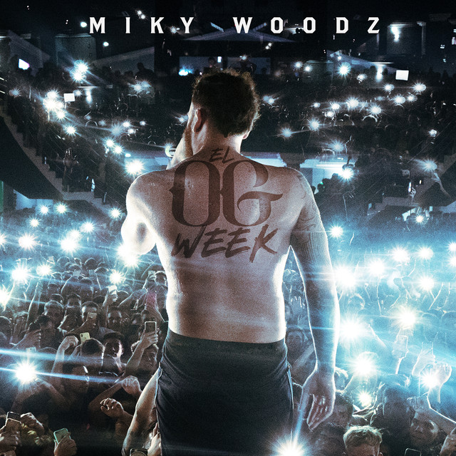 Miky Woodz album cover