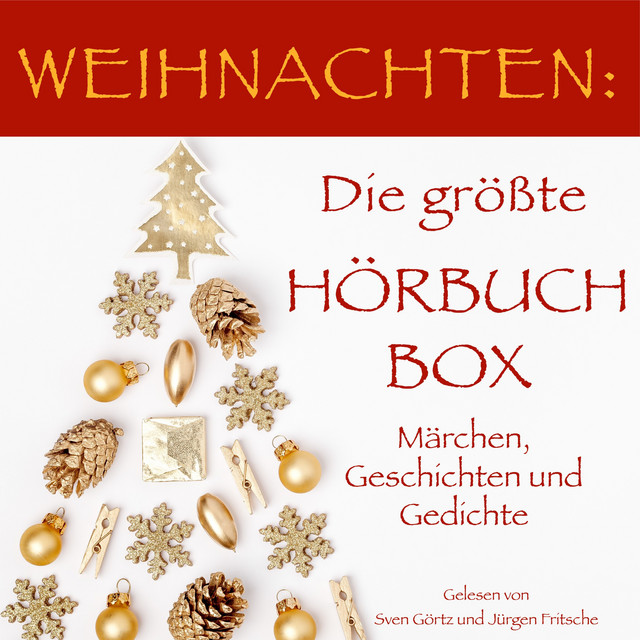 Weihnachten Die Größte Hörbuch Box Märchen Geschichten