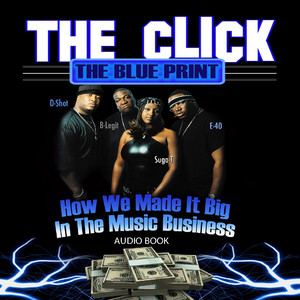 The Click - The Blue Print (Audio Book) album