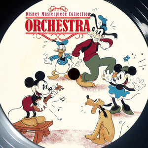 Jimmie Dodd, Neverland Orchestra Mickey Mouse March cover