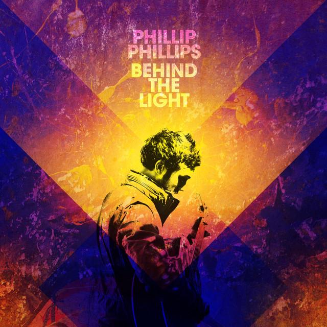 Phillip Phillips Behind The Light album cover