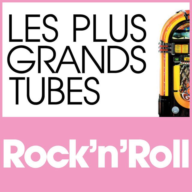 Various Artists Les Plus Grands Tubes Rock'n'Roll album cover