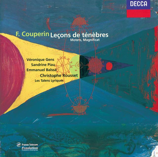 Couperin (Le Grand): Trois Leçons de Ténèbres
