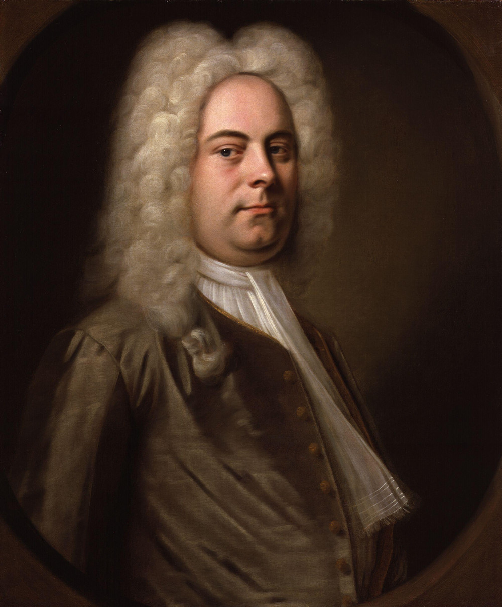 the life and works of the greatest composer georg fredrich handel