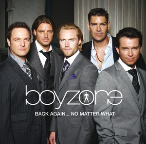 Boyzone When You Say Nothing At All cover