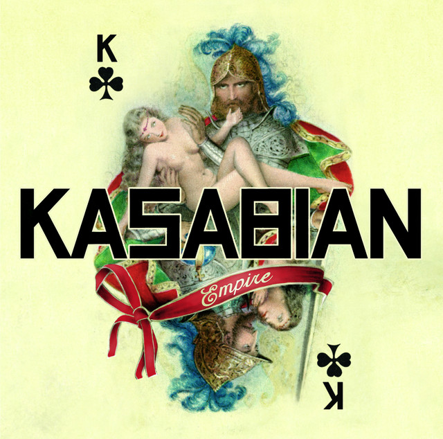 Album cover for Empire by Kasabian