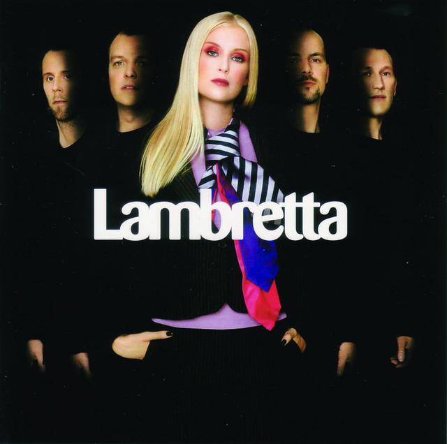Skivomslag för Lambretta: Lambretta