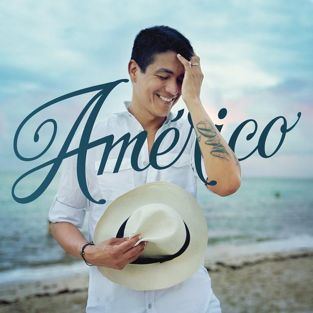 Album cover for Américo by Américo