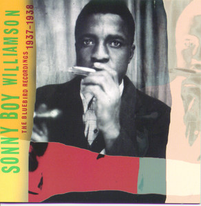 Sonny Boy Williamson Blue Bird Blues cover