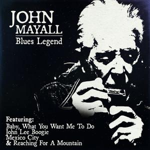 Blues Legend John Mayall