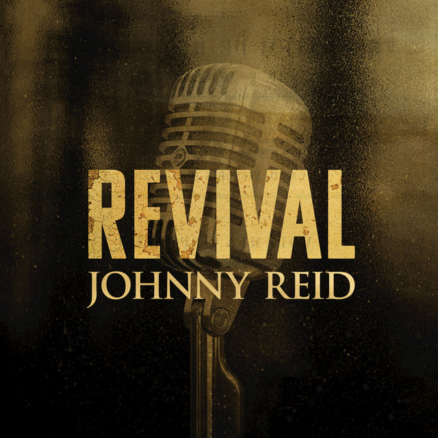 Album cover for Revival by Johnny Reid