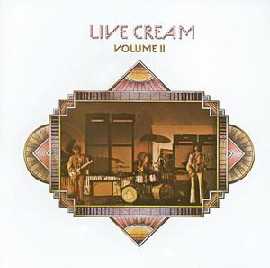 Live Cream album