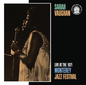 Live at the 1971 Monterey Jazz Festival album