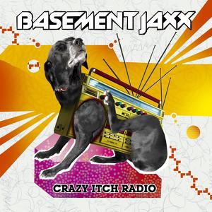 Crazy Itch Radio Albumcover