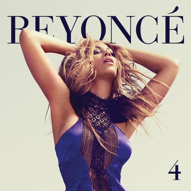 Skivomslag för Beyoncé: 4