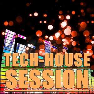 Tech House Session, Vol. 1 Albumcover