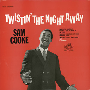 Twistin' the Night Away Albumcover