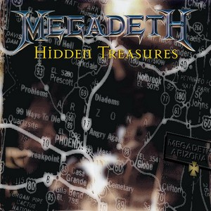 Hidden Treasures Albumcover