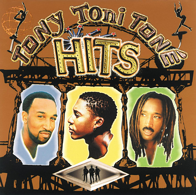 Tony! Toni! Tone'! Greatest Hits