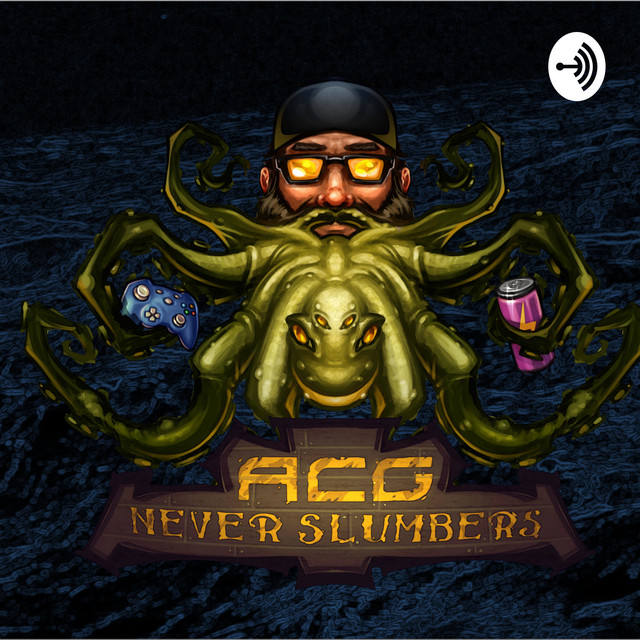 ACG - The Best Gaming Podcast on Spotify