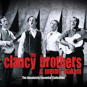 The Clancy Brothers, Tommy Makem The Bard of Armagh cover