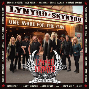 Lynyrd Skynyrd: One More for the Fans (Live) Albumcover