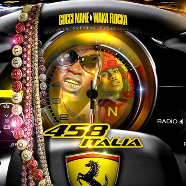 458 Italia Albumcover