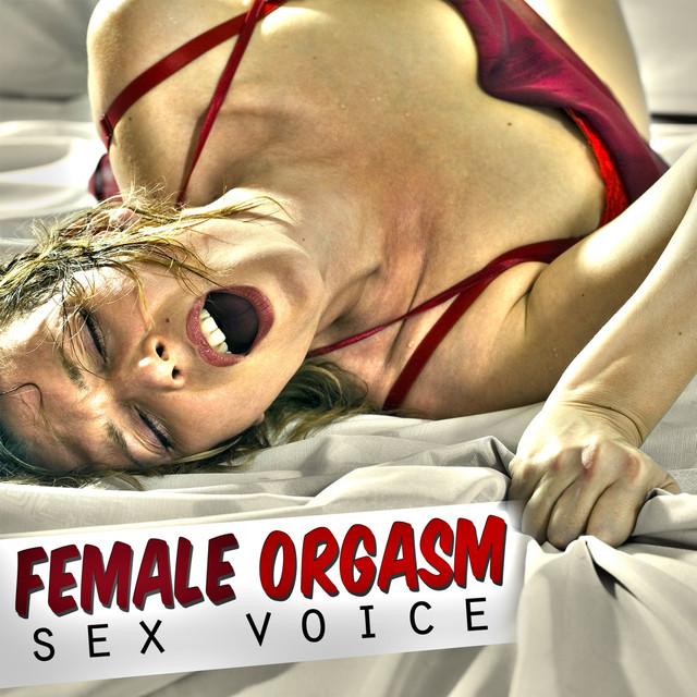 Female orgasm sound