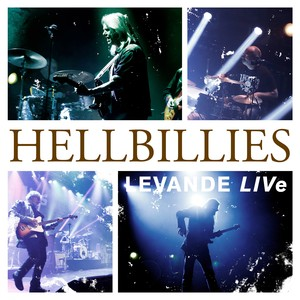 LEVANDE LIVe Albumcover