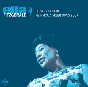 The Very Best Of The Harold Arlen Songbook Albumcover