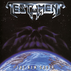 Testament Into the Pit cover