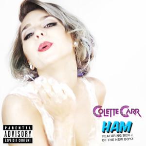 Colette Carr, Ben J HAM cover
