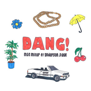 Mac Miller, Anderson .Paak Dang! (feat. Anderson .Paak) cover
