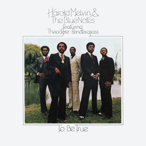 Harold Melvin & The Blue Notes, Teddy Pendergrass Where Are All My Friends cover