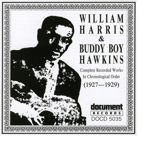 William Harris & Buddy Boy Hawkins