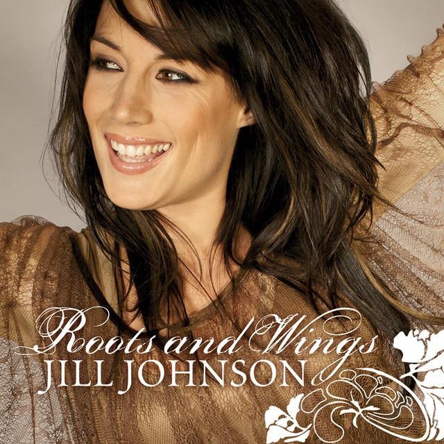 Skivomslag för Jill Johnson: Roots & Wings