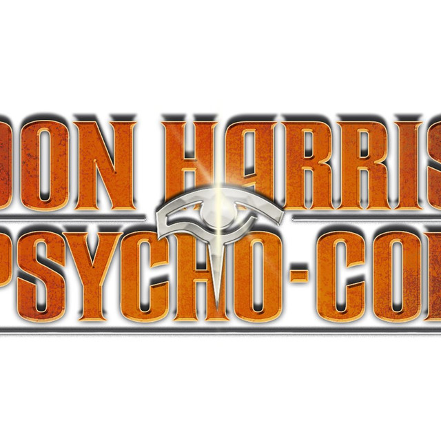 Don Harris - Psycho Cop Cover