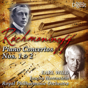 Rachmaninoff: Piano Concertos Nos. 1 and 2 album