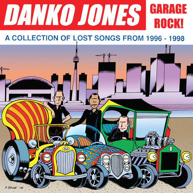 Garage Rock! - A Collection of Lost Songs From 1996 – 1998