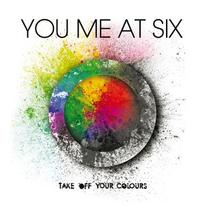 Take Off Your Colours Albumcover