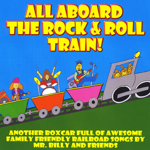 The Crazy Crazy Train Polka Polka, a song by Mr  Billy on